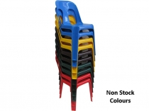 Pipee Stacking Chairs
